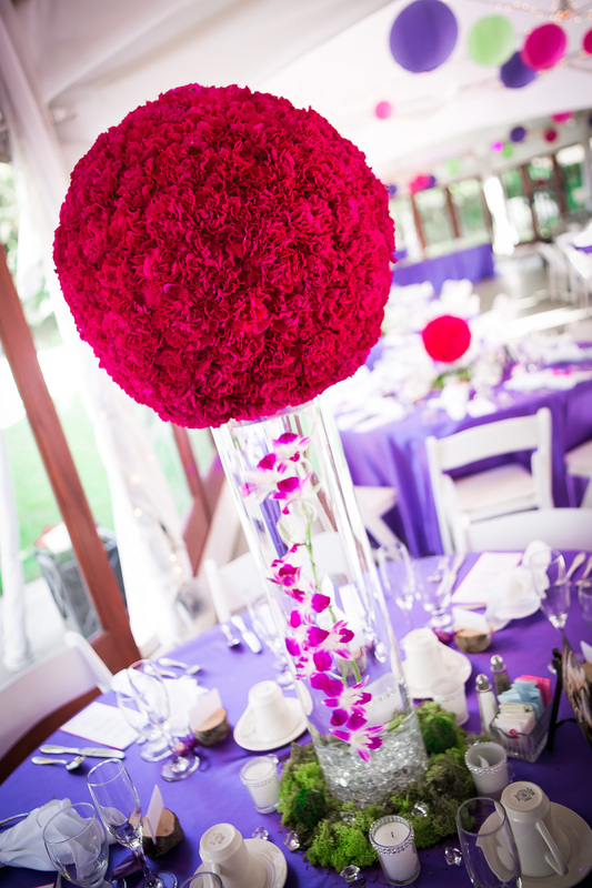 Flower Ball Arrangement